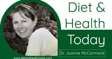 How a GP fixed herself and now tries to help others, with Dr Joanne McCormack